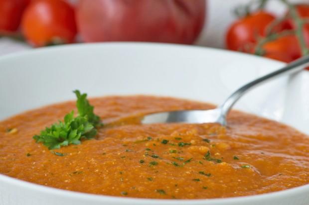 Linsensuppe mit Curry