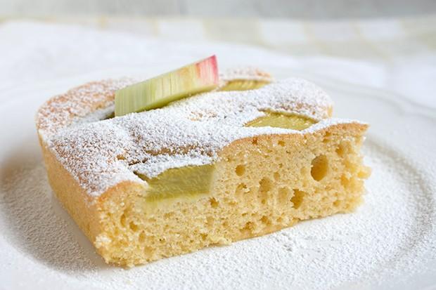 Obstkuchen ohne Gelatine