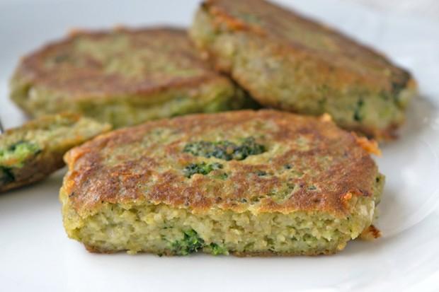 Gemüse-Tofu-Laibchen