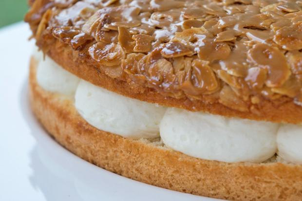 Puddingcreme für Torten