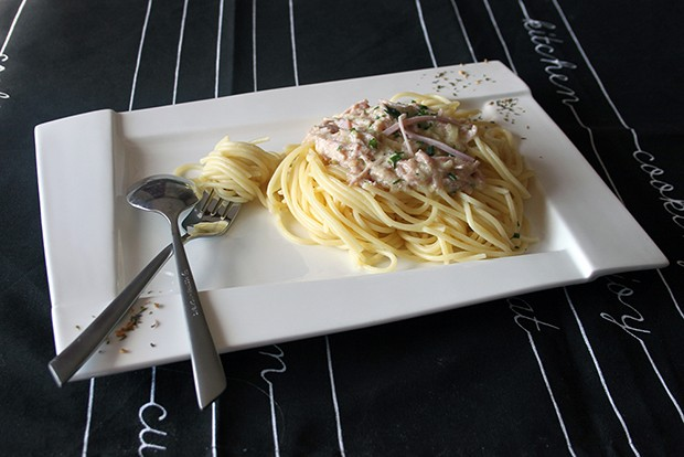 Spaghetti Carbonara Original