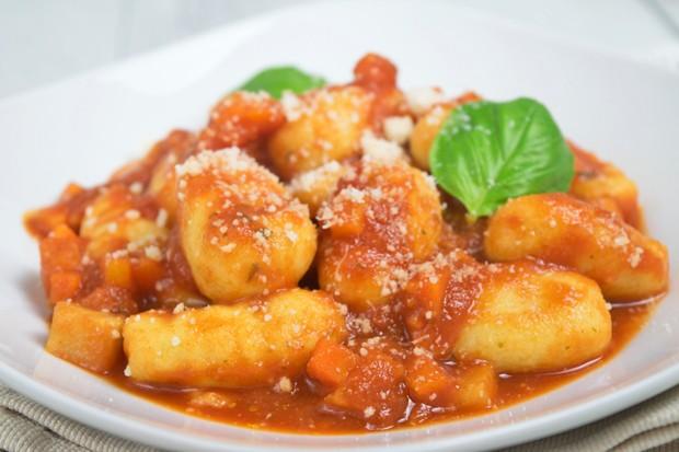 Tomatensauce für Gnocchi