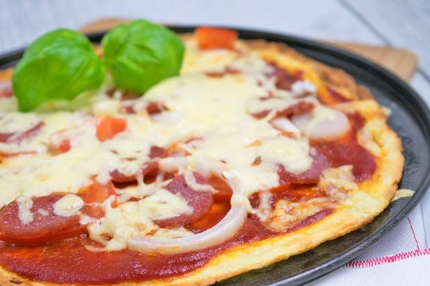Palatschinken-Pizza
