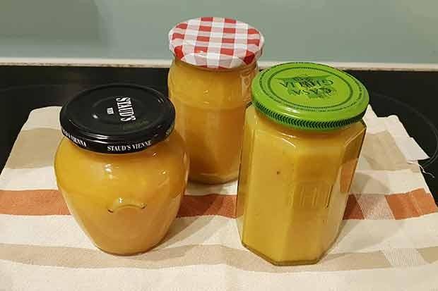 Quitten-Orangen Marmelade