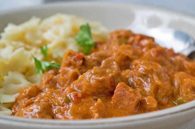 Tomaten-Krautfleisch