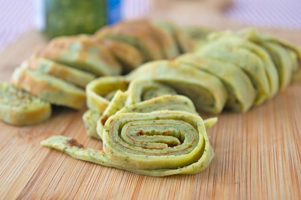 Pesto-Frittaten