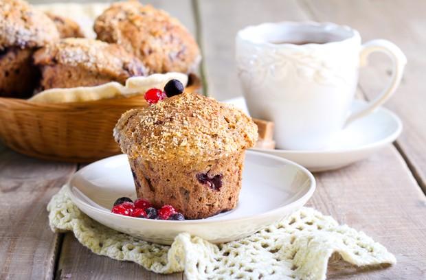 Beeren Muffins mit Joghurt