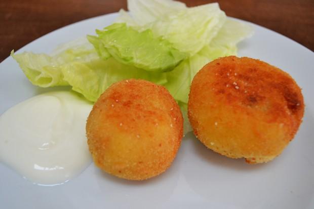 Türkische Kartoffelköfte