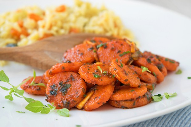 Marokkanische Karotten