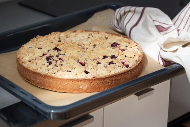Kirsch-Topfen-Torte
