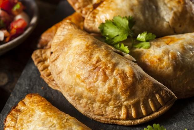 Empanadas ohne Fleisch