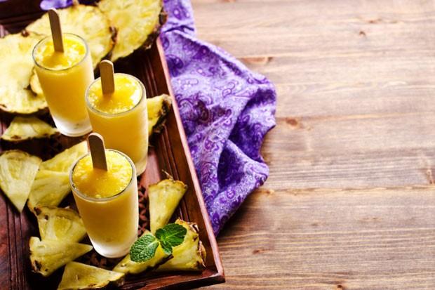 Ananassorbet