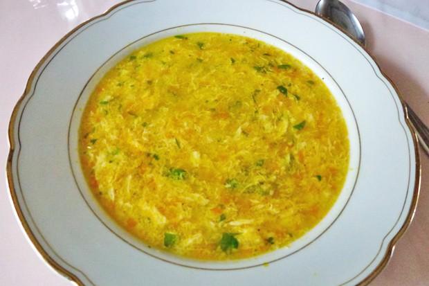 Grieß-Suppe