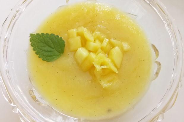 Ananas-Mango Mus