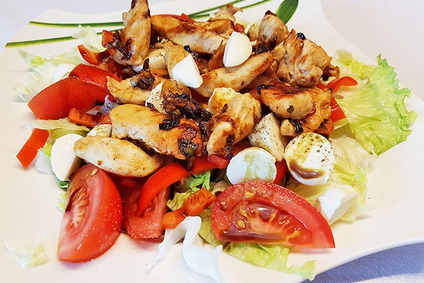 Afrika Salatdressing