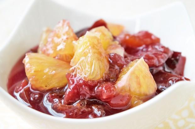 Zwetschken-Orangen-Marmelade