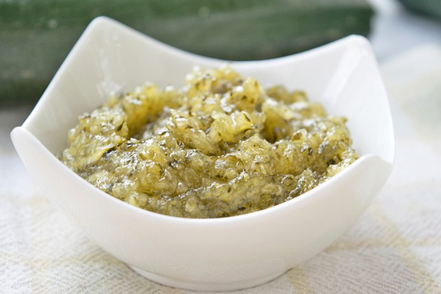 Zucchini-Zitronen-Marmelade