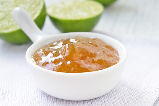 Mango-Limetten-Marmelade