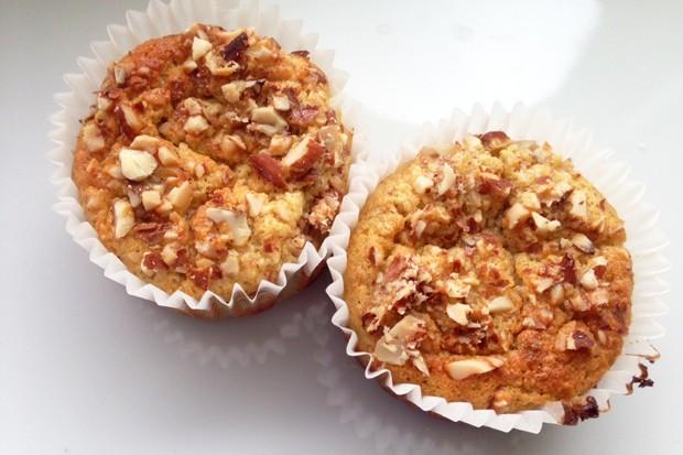 Mandel-Zitronen-Muffins