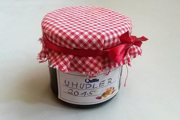 Uhudler-Marmelade