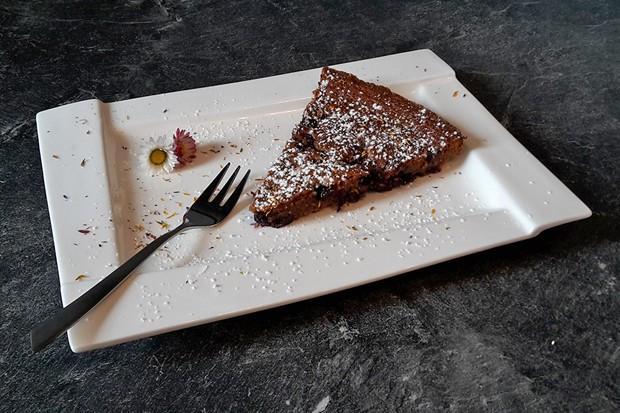 Beeren-Schokolade-Tarte