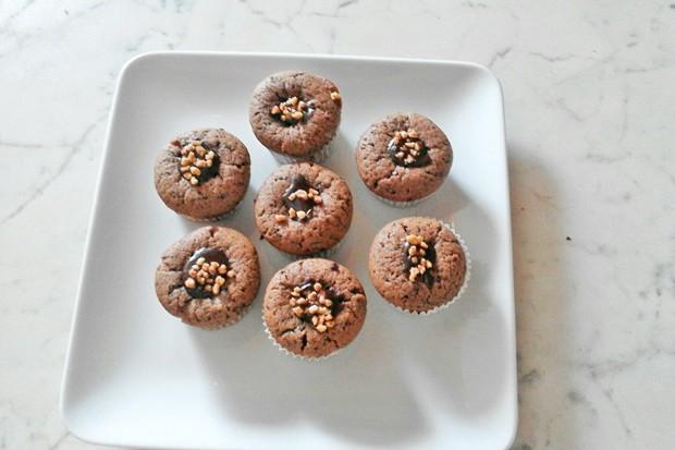 Mokka-Muffins