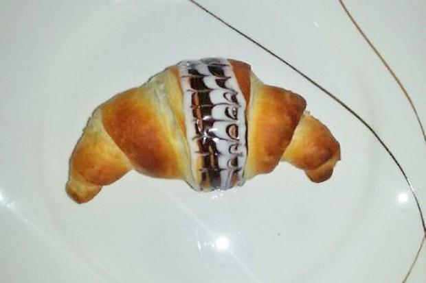 Nutella-Kipferl