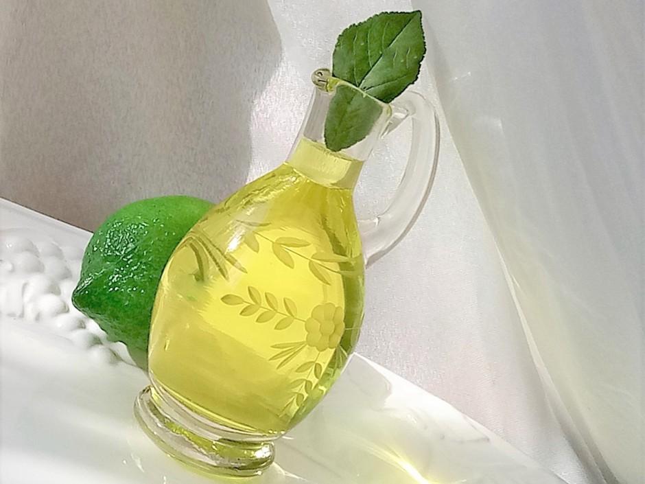 Limetten-Likör