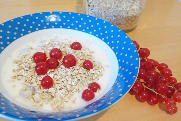 Ribiseljoghurt