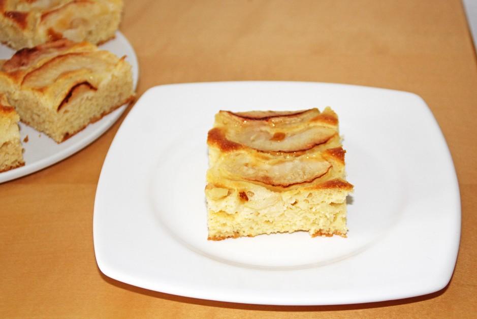 Joghurt-Grieß Kuchen