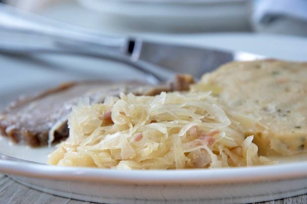 Omas Sauerkraut