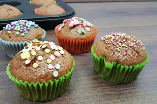 Muffins mt Sauerrahm