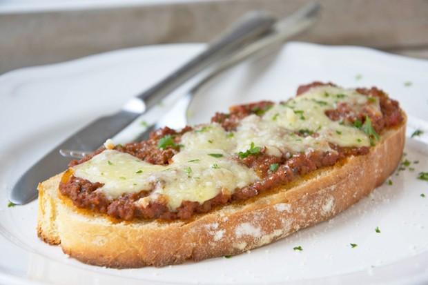 Italienische Sandwiches