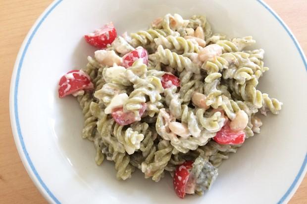 Thunfisch-Nudelsalat