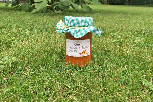 Marillen-Mango-Marmelade