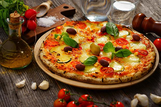 Pizza selber machen - Grundrezept