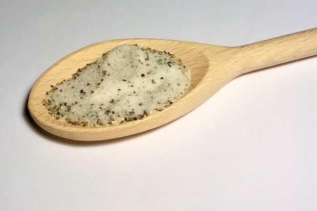 Stangenpfeffer-Salz