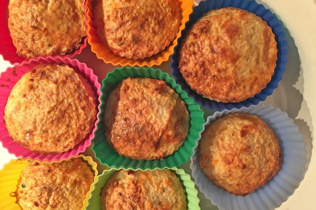 Couscous Souffle