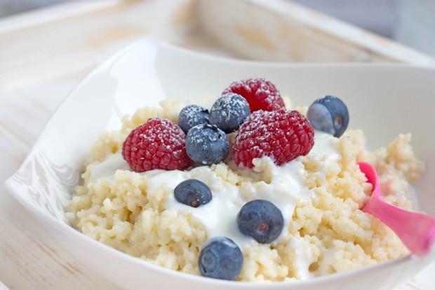 Warmer Quinoa-Porridge