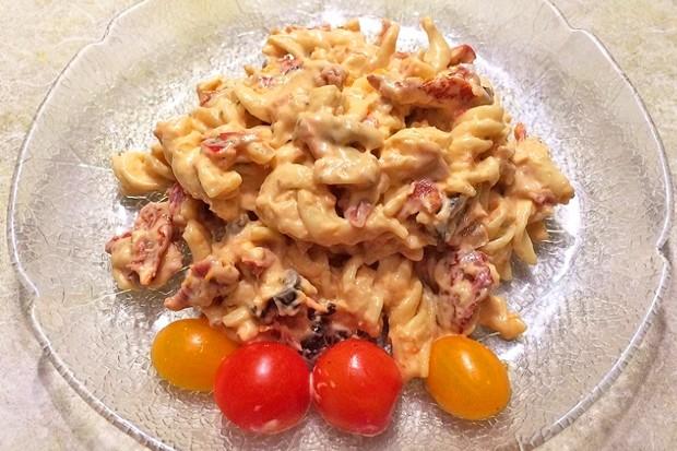 Italienischer Nudelsalat