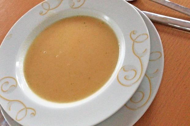 Topinambursuppe