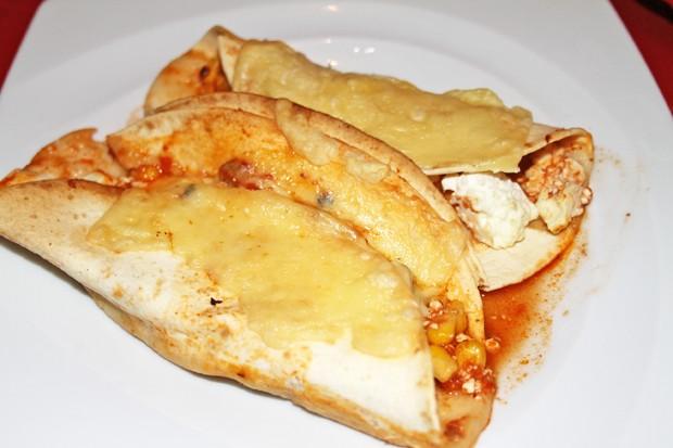 Schnelle Käse - Enchiladas