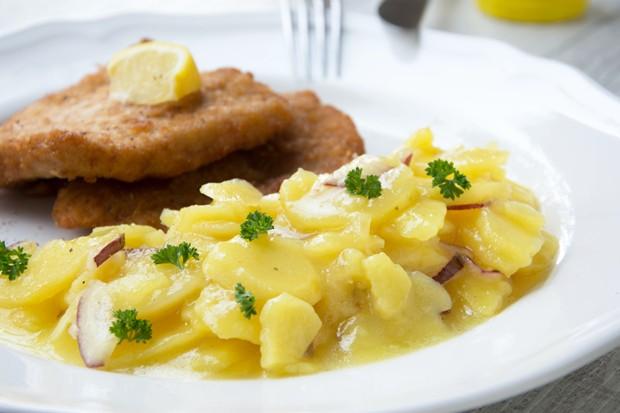 Altwiener Kartoffelsalat