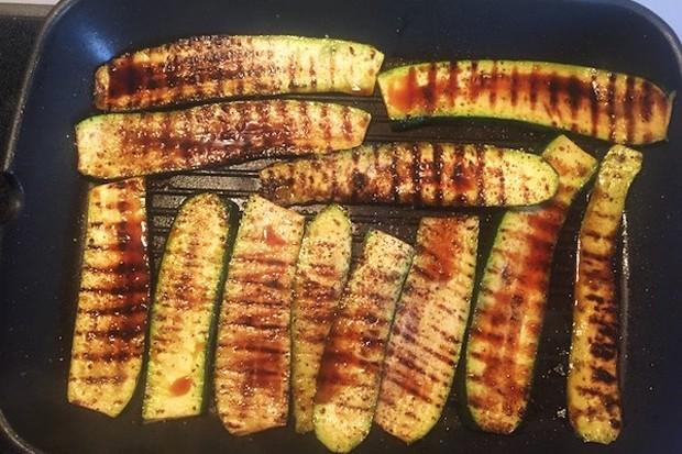 Zucchini-Antipasti