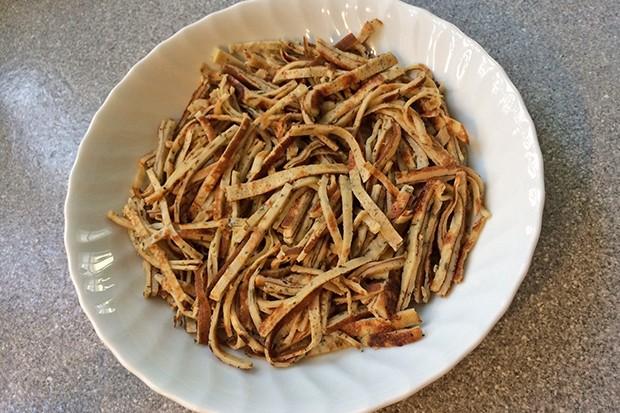Parmesan-Kräuter-Frittaten