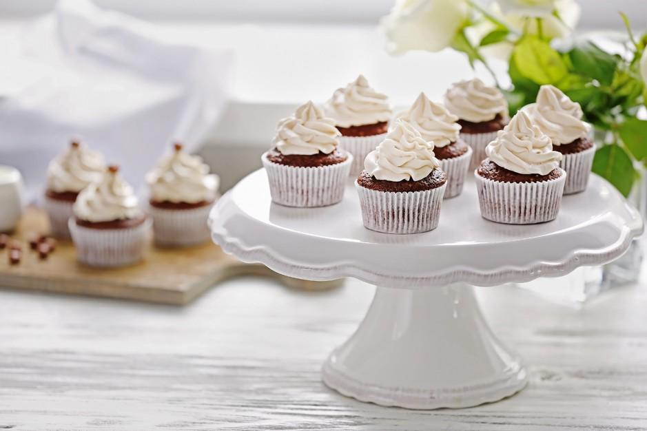 Cremes für Cupcakes oder Torten