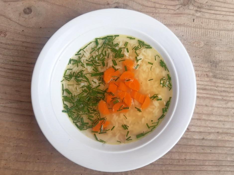 Reissuppe - Rezept   GuteKueche.at