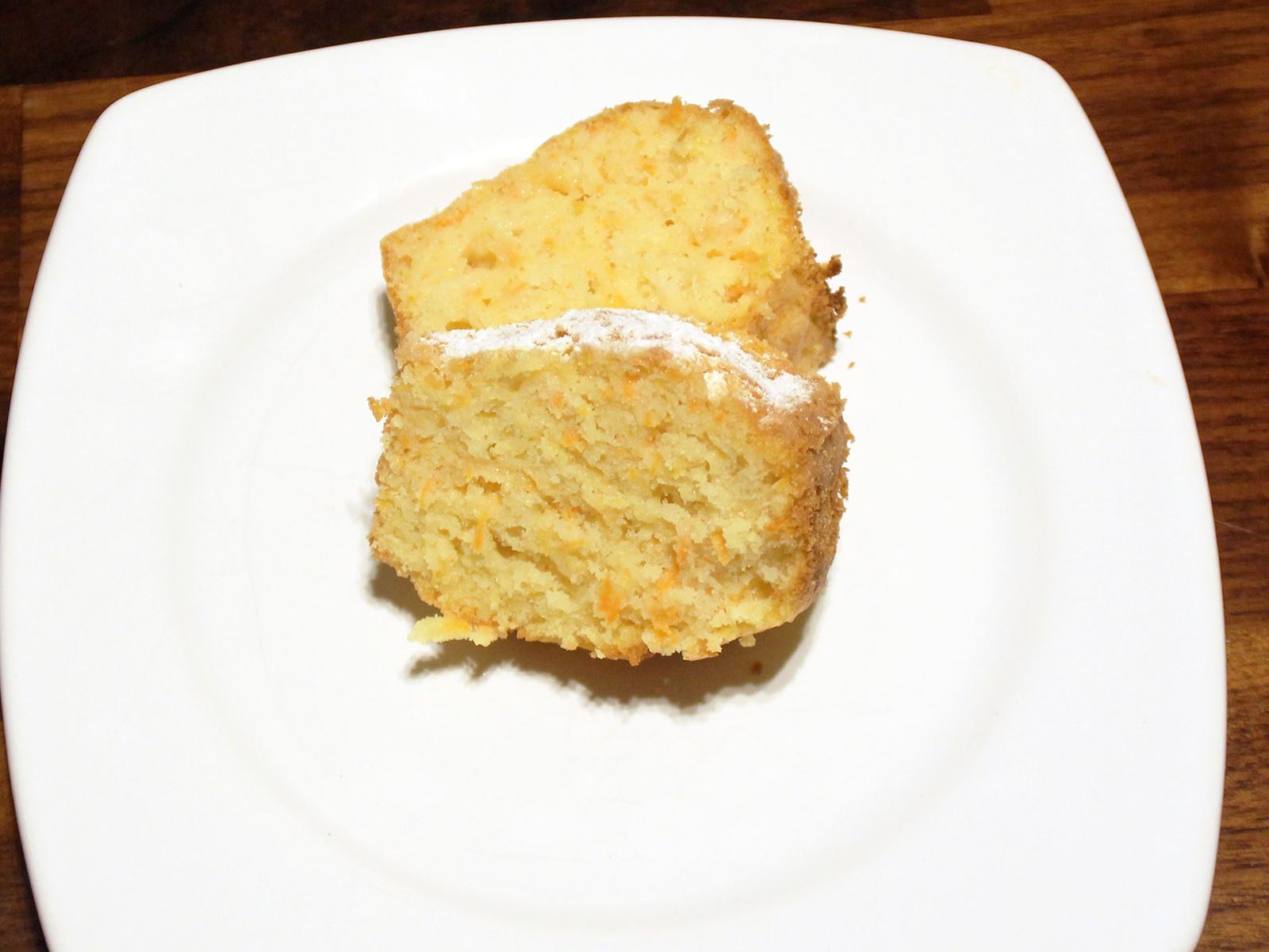 Apfel-Karotten-Kokos Kuchen