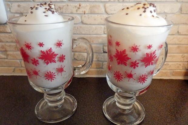 Zimt-Monte-Milch