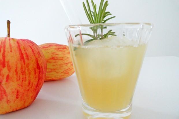 Apfel Sellerie Saft